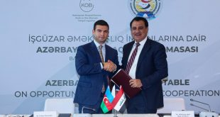 Azerbaijan, Iraq ink cooperation accords