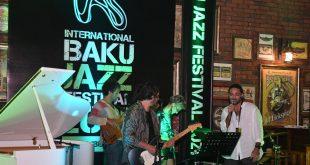 Baku Jazz Festival 2021 kicks off in Baku