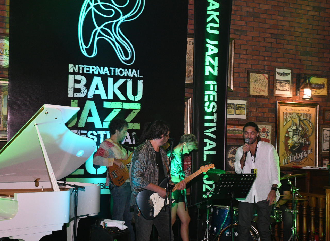 Baku Jazz Festival 2021
