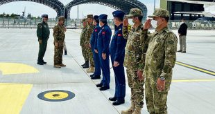 Azerbaijan's top defence officials off to Turkey
