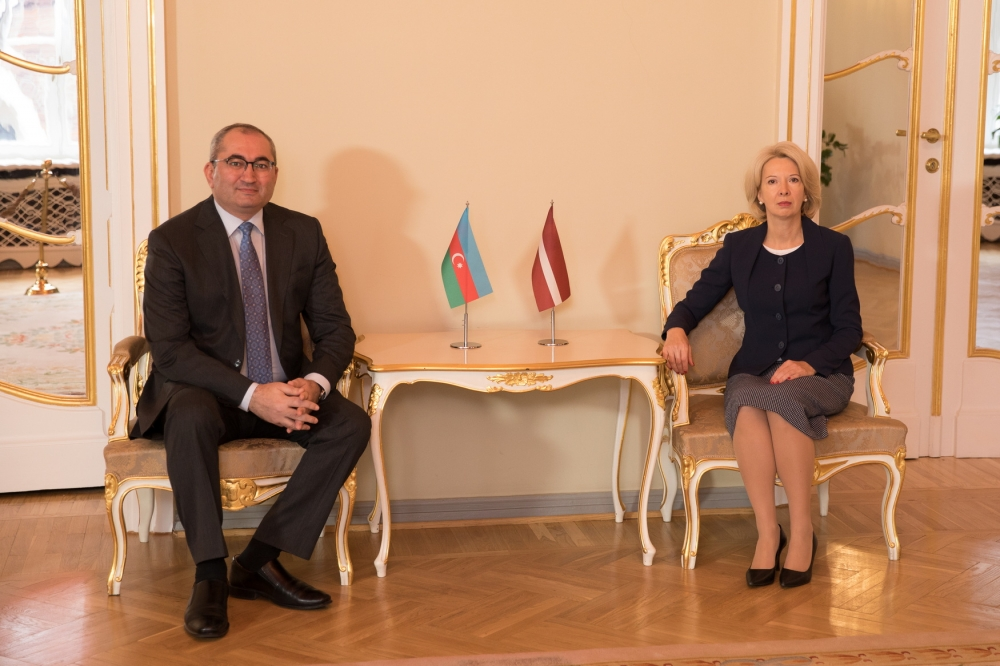 Azerbaijan-Latvia