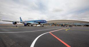 Fuzuli Airport granted international status and assigned IATA code