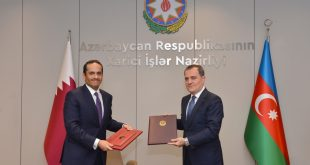 Azerbaijan, Qatar discuss expansion of cooperation in various areas