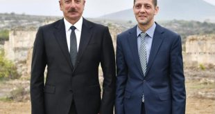 "Rashad Mehdiyev: Monument ""44"" will be erected in center of Fuzuli city"
