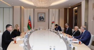 Algerian Sonatrach interested in cooperation with SOCAR