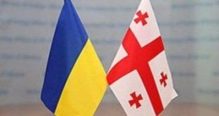 Georgia and Ukraine talk cooperation within European integration