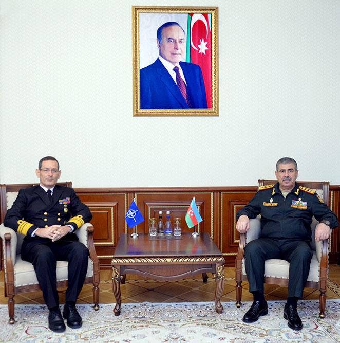 Azerbaijan, NATO